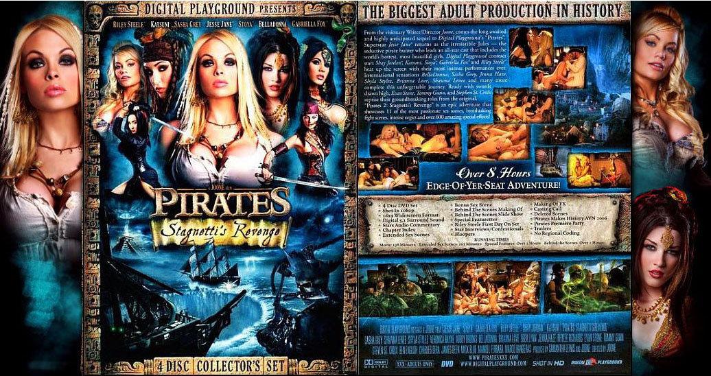 Пираты 2: Месть Стагнетти (Расширенная РУССКАЯ версия) / Pirates 2 - Stagnetti's Revenge