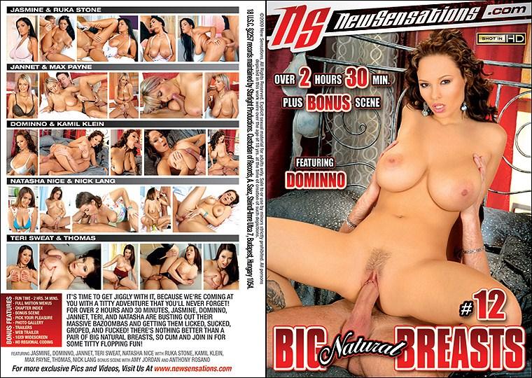 Огромные Натуральные Сиськи 12 / Big Natural Breasts 12 (2009) DVDRip [Anal, Oral, Big Tits]