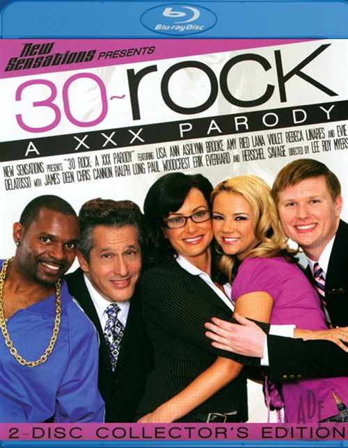 30 Rock: Пародия XXX / 30 Rock A XXX Parody  (2009) BDRip 720p