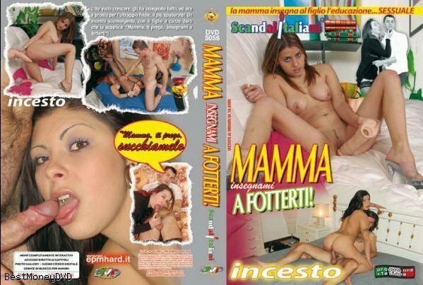 Покажи мне маму, чтобы трахнуть / Mamma insegnami a Fottere DVDRip