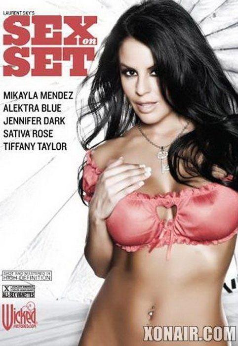 Секс на съемочной площадке / Sex On Set (2009) DVDRip