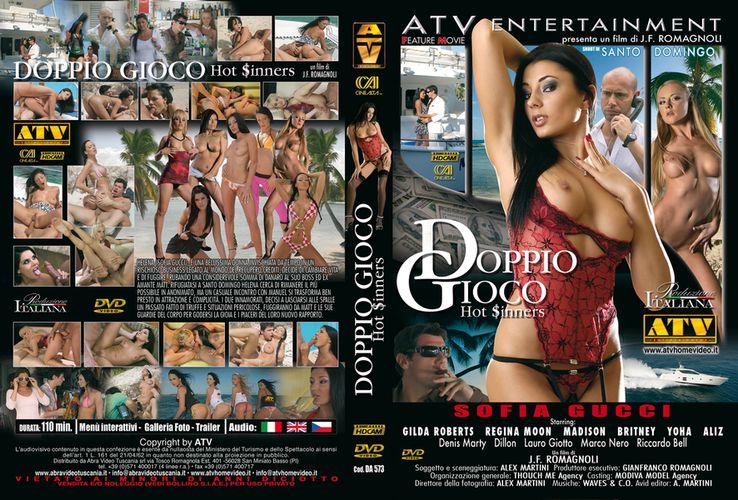 Пылкие грешники / Doppio Gioco - hot sinners (2009) DVDRip