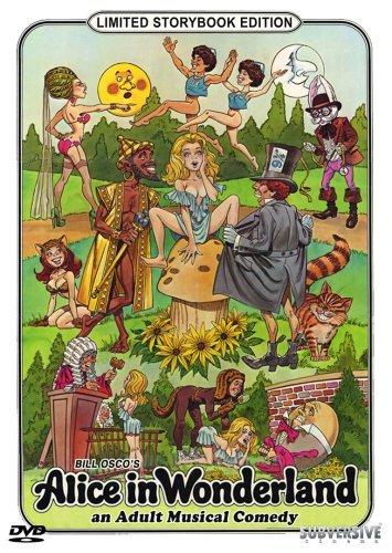 ����� � ������ �����(������������ ������� �������) / Alice in Wonderland(1976)