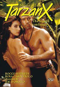 Хардверсия ТАРЗАН / Tarzan X(Rocco Siffredi) (1994) DVDRip