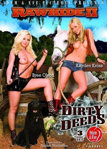 Adam & Eve Pictures - Плеть - Часть 2: Грязные дела / Rawhide #2: Dirty Deeds (2010) DVDRip