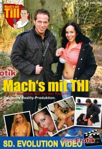 SD  Evolution Video - ����� ��� � ������ - ����� 1 / Mach's mit Till #1 (2006) DVDRip