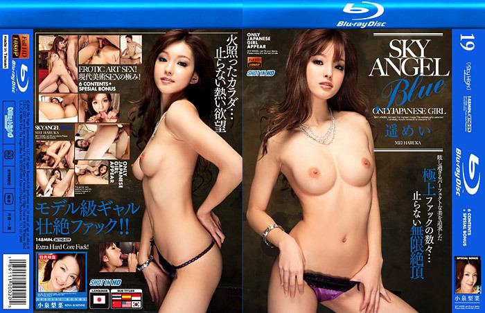 Небесный голубой ангел 19 / Sky Angel Blue Vol 19  (2009) Blu-ray