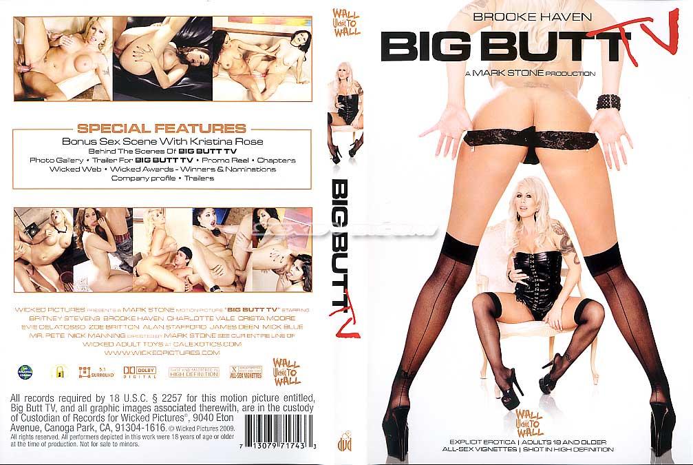 ЖОПНОЕ телевидение / Big ButtTV (2009) DVDRip