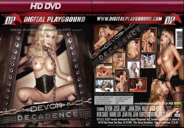 Девонский Упадок / Devon Decadence (2004) HDDVDRip 1080p