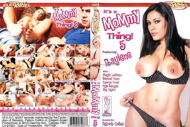 It's A Mommy Thing # 5 / Мамы - Это Вещь! # 5 [2009 г.,All Sex, MILF / Cougar, Fantasies]