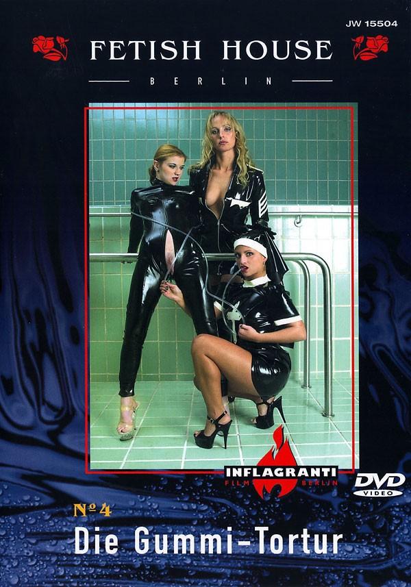 Fetish House 4 Die Gummi-Tortur / Дом фетиша 4 - Резиновые пытки (2002) DVDRip
