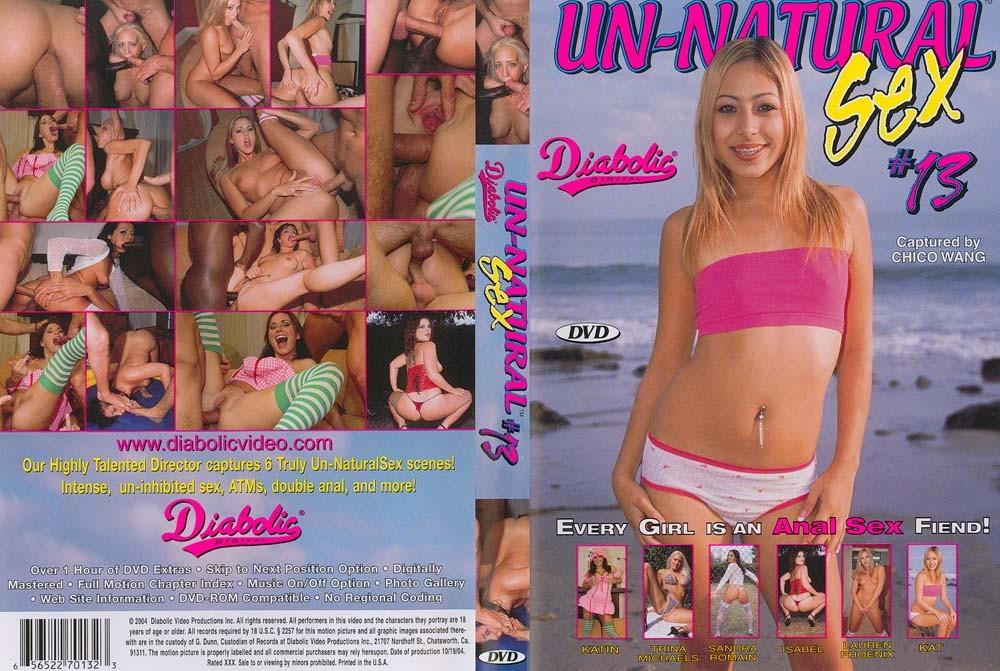 Ненатуральный секс 13 / Un-Natural Sex 13 (2007) DVDRip
