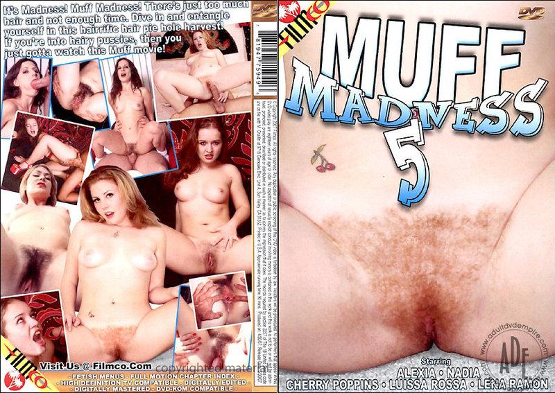 Безумие мохнушки 5 / Muff Madness 5 (2007) DVDRip