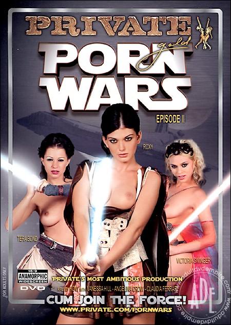 Private - Private Gold #83: Порно войны - Эпизод 2 / Porn Wars #2 (2006) DVDRip