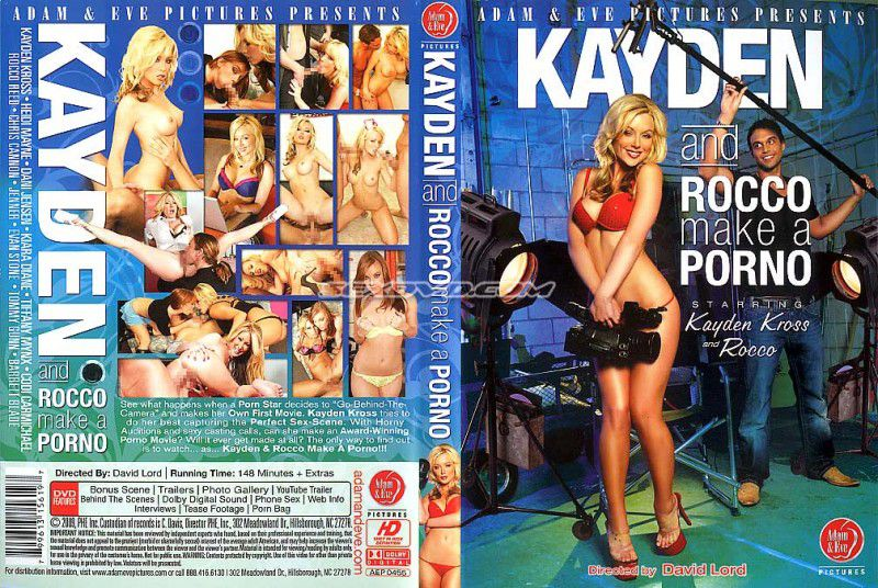 Kayden и Rocco снимают порно / Kayden and Rocco Make A Porno (2009) DVDRip