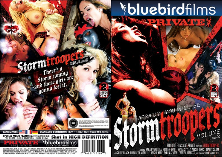 Stormtroopers Volume 1 and 2. / Штурмовики Часть 1 и 2. (2009) DVDRip