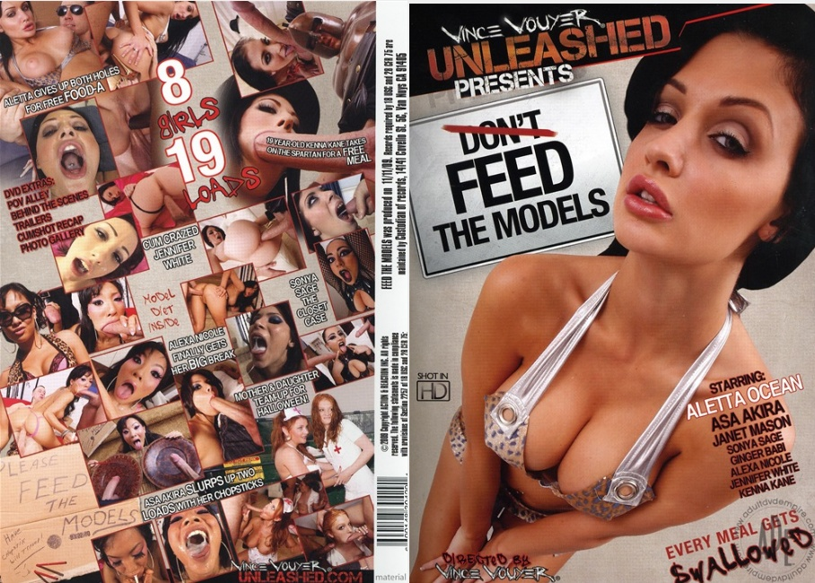 Feed The Models / ��������� ������� [2009 �., Gonzo, Swallow]