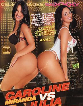 Каролина против Джулии / Caroline Miranda Vs Julia Paes (2009) DVDRip