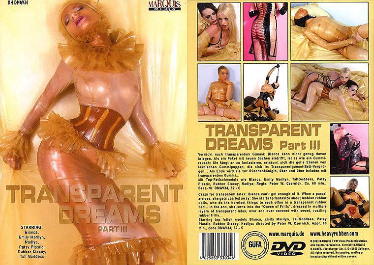 ПРОЗРАЧНЫЕ МЕЧТЫ - 3 / Transparent Dreams - 3 (2003 г.) DVDRip