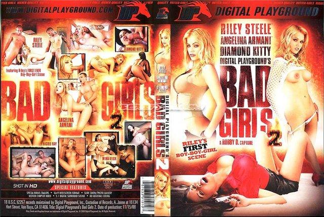 Bad Girls 2 / Плохие Девушки 2 [2009 г., Gonzo, Straight]
