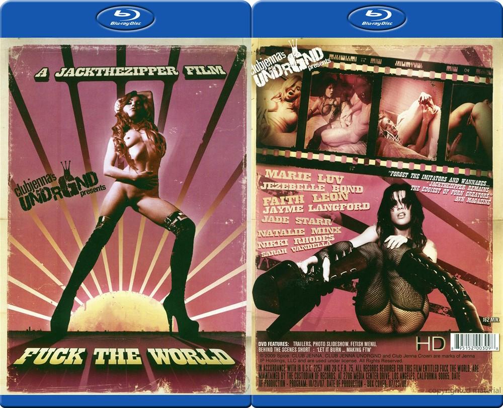 Fuck The World / Весь мир нафиг (2009) HDRip