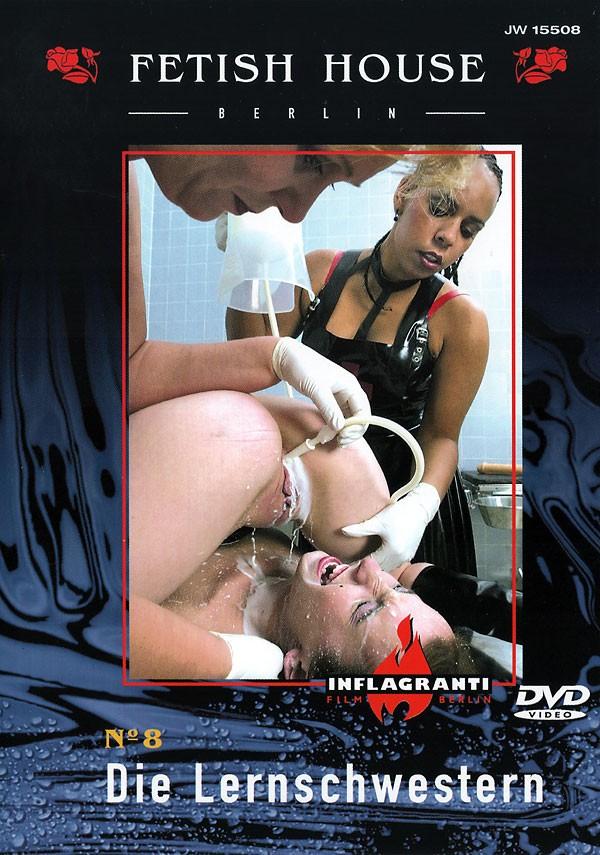 Fetish House 8 Die Lernschwestern / ��� ������ 8 - ������ �� �������� (2003) DVDRip