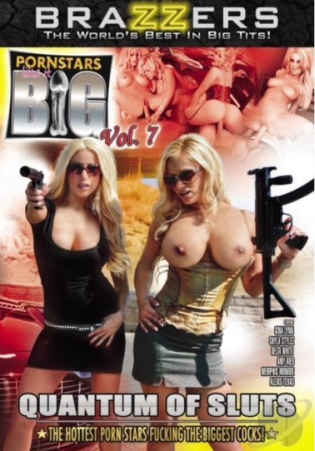 Порнозвезды Любят Побольше 7 / Pornstars Like It Big 7 (2009) DVDRip