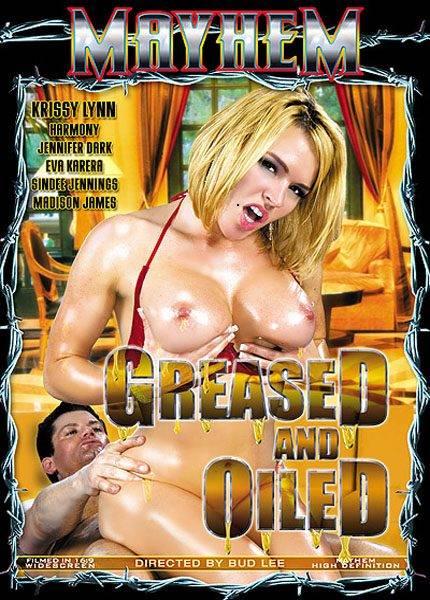 Greased And Oiled / Большие обмазанные маслом [2009, Gonzo, DVDRip]