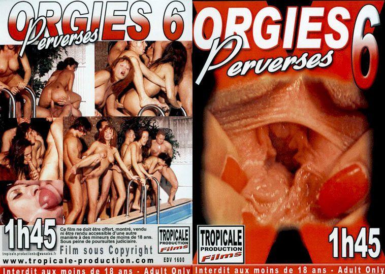 Извращенные оргии #6 / Orgies perverses #6 (2006) DVDRip