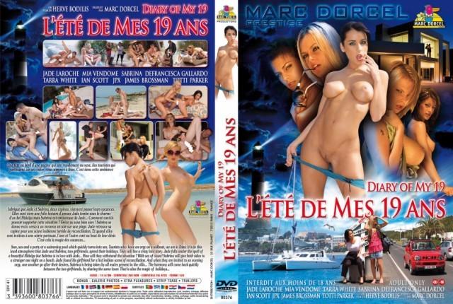 L'ete De Mes 19 Ans / Diary of my 19 / ������� ����� 19-����� (2010) �������