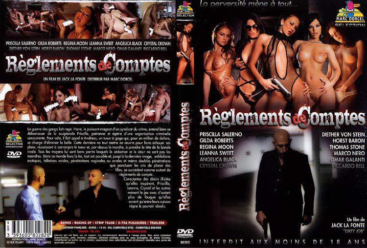 ������� ������ / DirtyJob(Reglements De Comptes)(Jack la Fonte / ATV) (2008) DVDRip