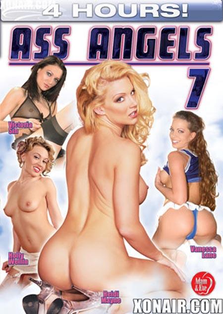 Ass Angels 7 / Анальные Ангелы 7 [2009,All Sex,DVDRip]