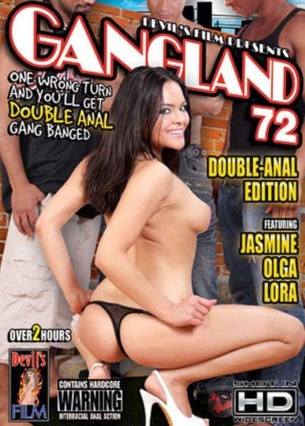 ������� ������� ���������� 72(������� ������) / Gangland72 (Double-Anal Edition) DVDRip