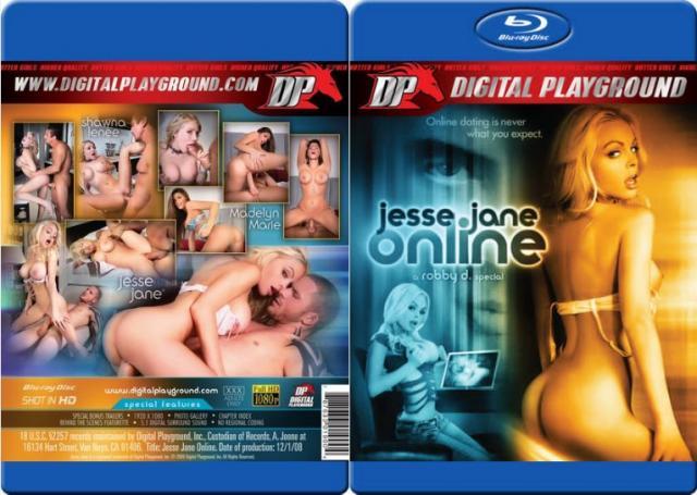 Jesse Jane Online / Jesse Jane ������ (2009) HDRip