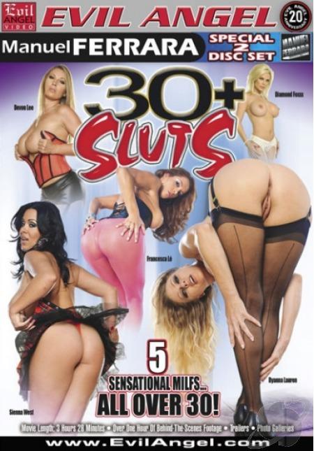 30+ Sluts / 30+ Sluts [2009, Gonzo, MILF, DVDRip]