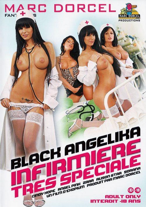 Marc Dorcel - Black Angelika: Особая медсестра / Black Angelica: Infirmiere Tres speciale (2010) DVDRip