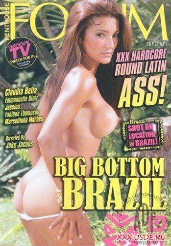 Penthouse - Big Bottom Brazil (2010) DVDRip