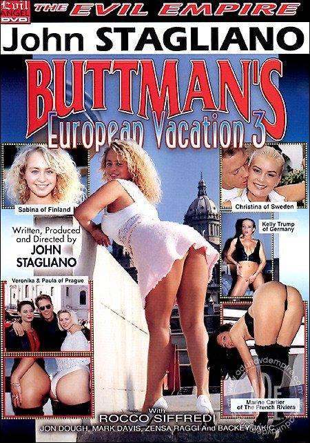 Buttman's European Vacation 3 / ����������� �������� �������a 3 [2007 �., Gonzo, Anal, Straight, DVDRip]