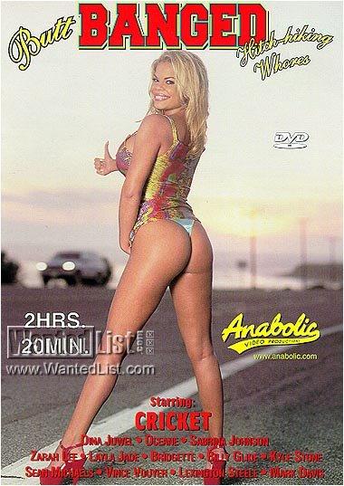 Butt Banged Hitchhiking Whores / Шлюхи путешествующие автостопом [2000 г., Gonzo, VHSRip]