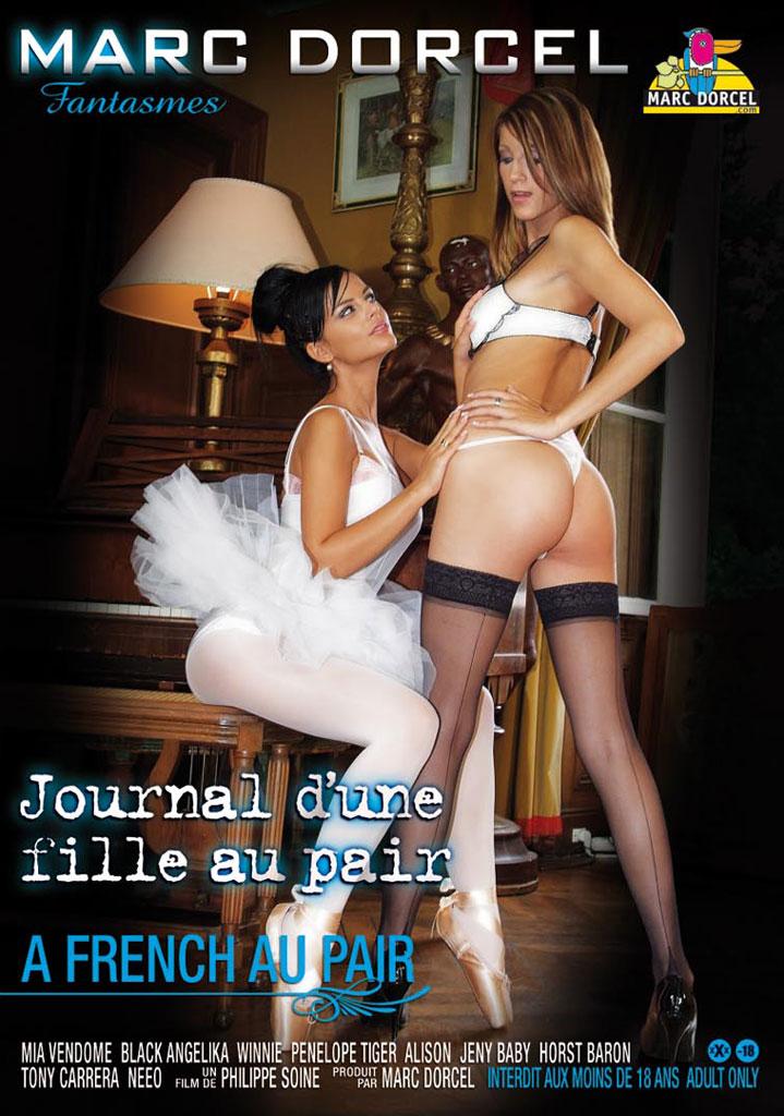 Journal D'Une Fille Au Pair / Француженка по обмену (2009) DVDRip НОВИНКА!