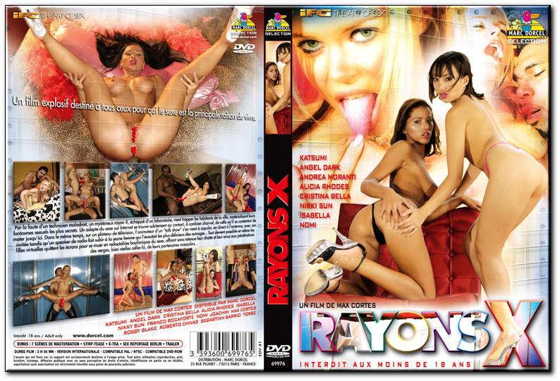 Секс излучение / Rayons X / Rayos XXX (2007) DVDRip