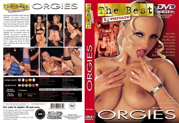 Лучшие оргии от PRIVATE(РУССКИЙ ПЕРЕВОД) / The best by PRIVATE Orgies(2002) DVDRip