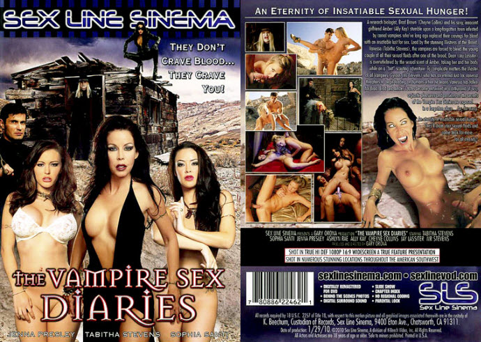 The Vampire Sex Diaries / Cекс-дневники вампира (2010) VOD