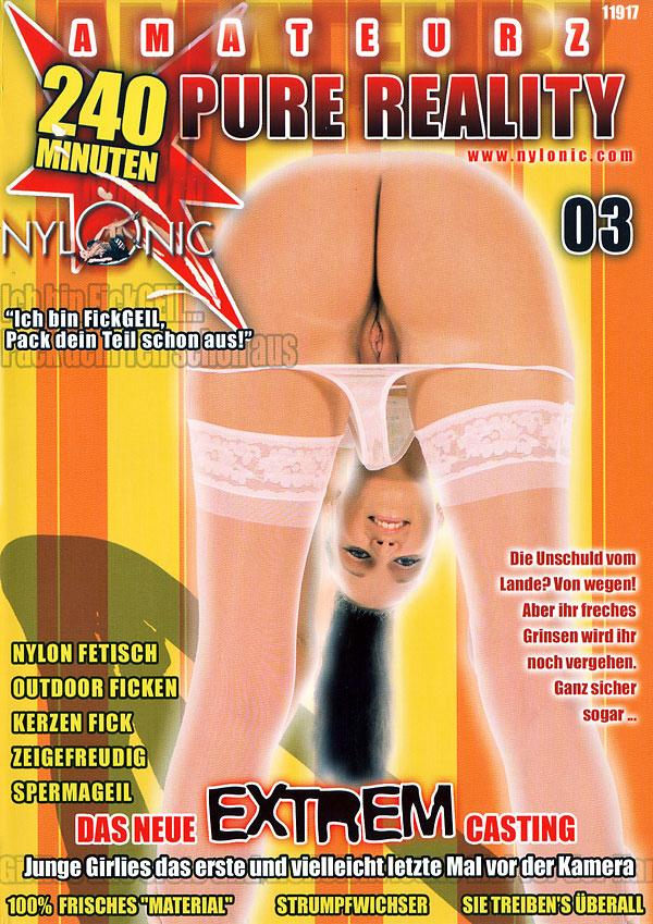 Amateurz: Pure Reality 3 / ������������ � ������: ��������� ���������� 3 (2005) DVDRip