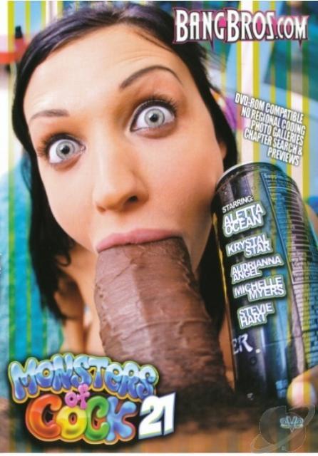 Bang Bros - Гигантские члены - Часть 21 / Monsters of Cock #21 (2009) DVDRip