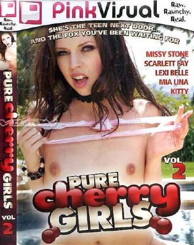 Pink Visual - Сладкие вишневые детки - Часть 2 / Pure Cherry Girls #2 (2009) DVDRip
