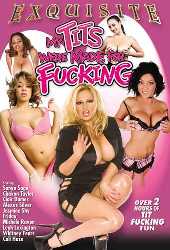 Exquisite Pleasures - Мои сиськи были созданы для траха / My Tits Were Made For Fucking (2010) DVDRip