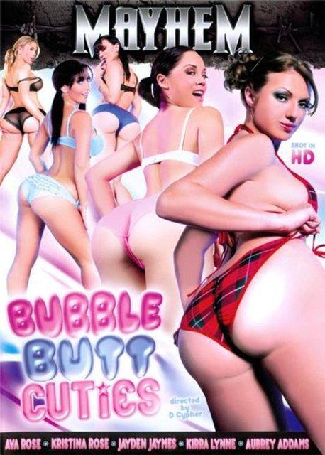 Mayhem - Красотки с округлыми попками / Bubble Butt Cuties (2010) DVDRip