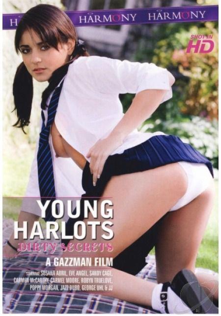 Harmony - Молодые проститутки: Грязные тайны / Young Harlots: Dirty Secrets (2008) DVDRip