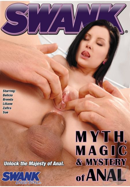 Swank - Myth, Magic & Mystery of Anal (2010) DVDRip